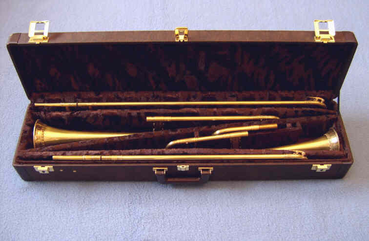 double case tenor and alto sackbut