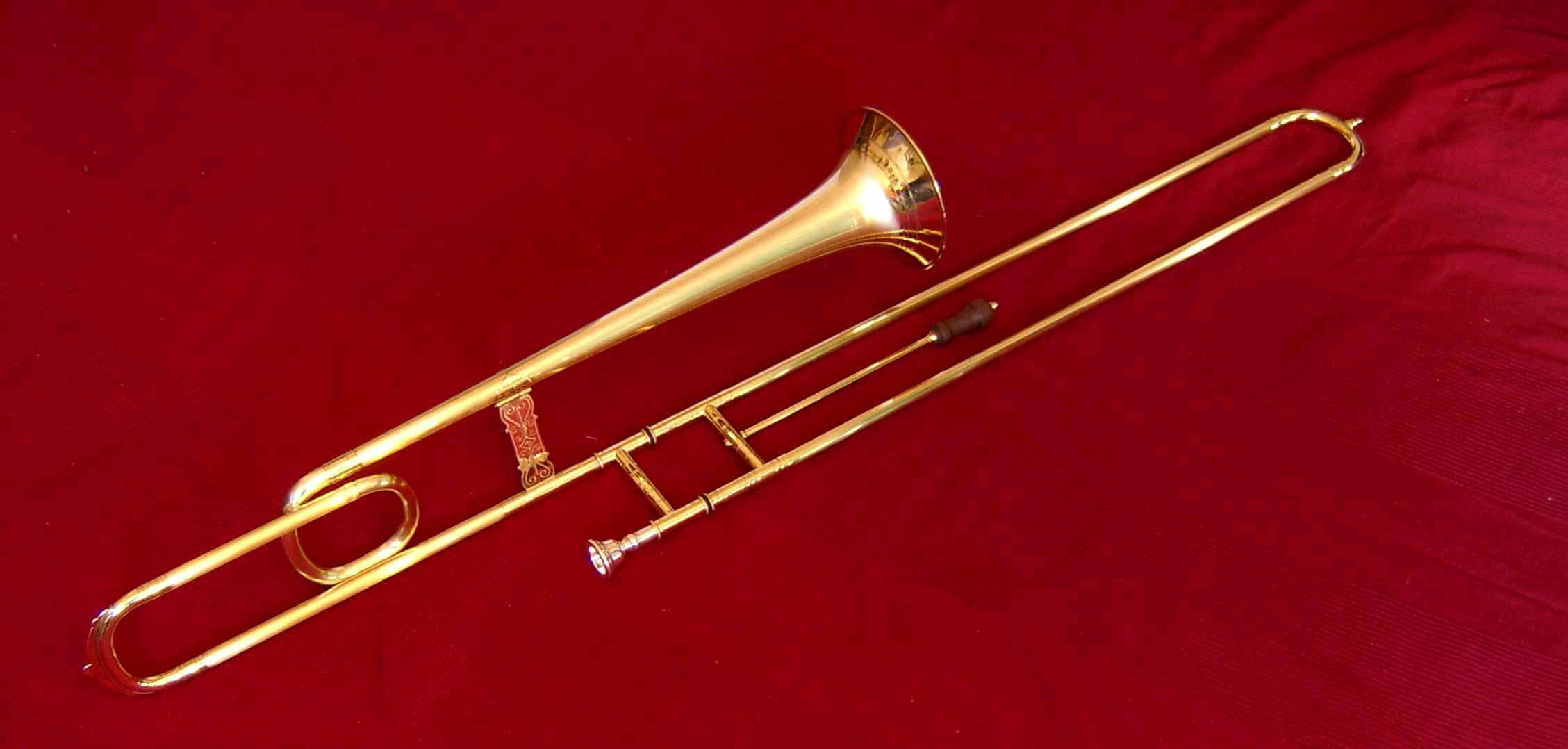 Classical Bass-Sackbut, short construction