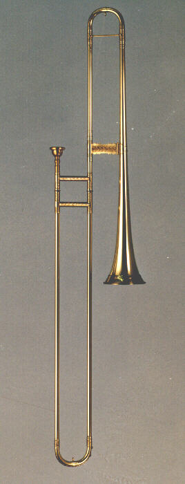 renaissance/baroque tenor-sackbut in Bb